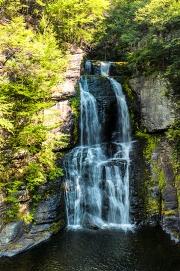 Bushkill Falls-1